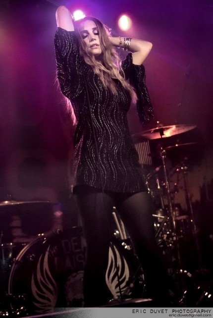 Live at The Electric Ballroom, Camden Piccy by Eric Duvet